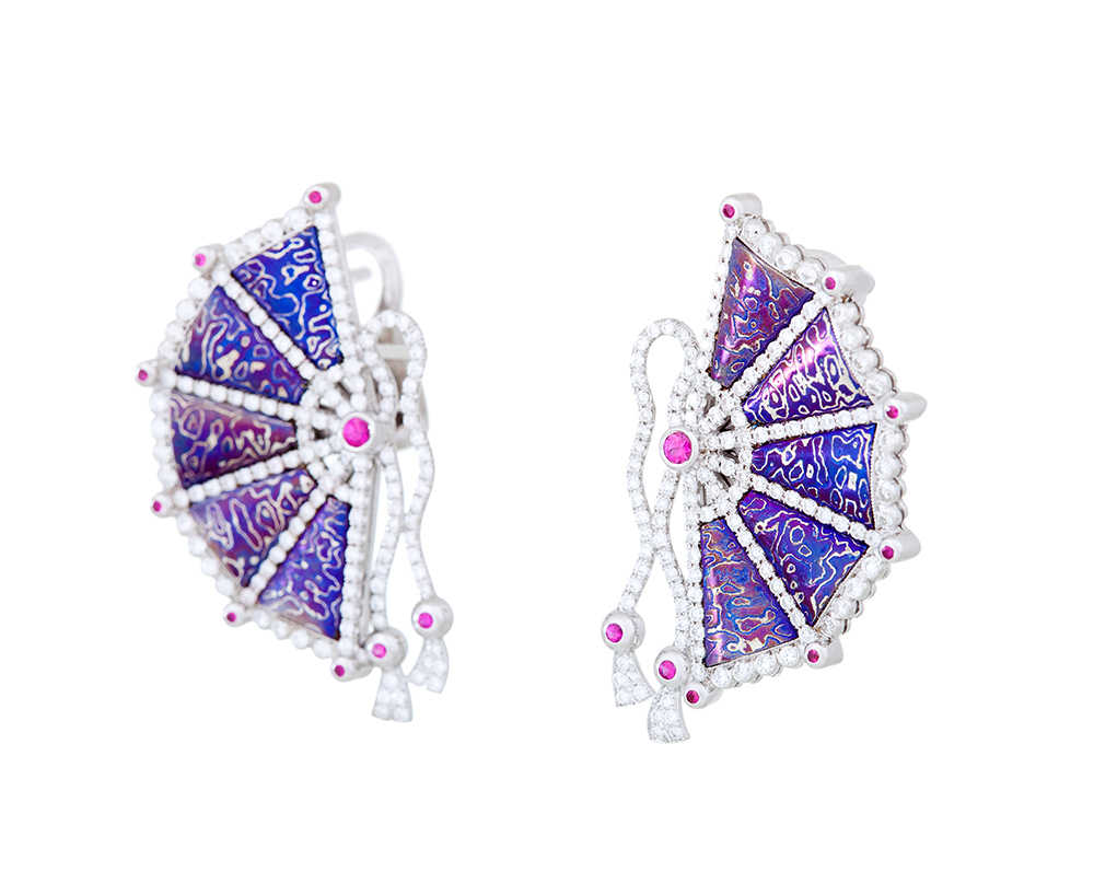 JAPAN BREATH EARRINGS 2