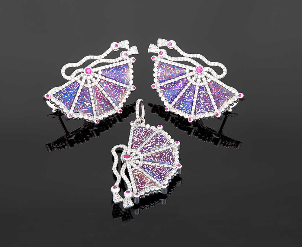 JAPAN BREATH EARRINGS 4